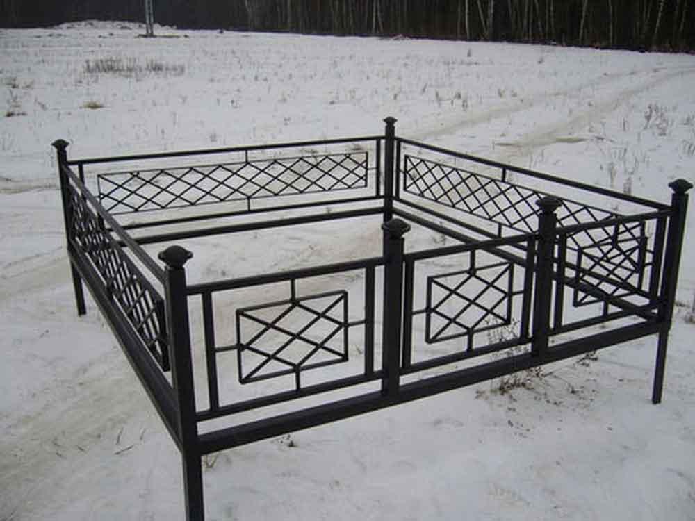 ритуальные услуги ограды