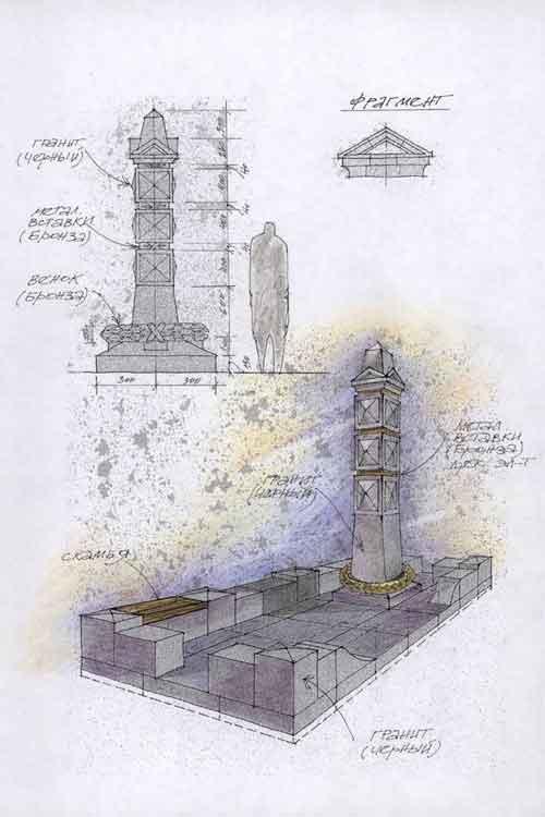 услуги изготовления памятников