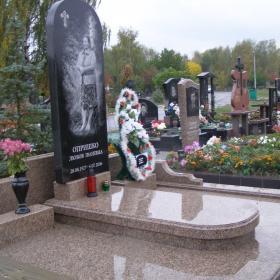 Памятник е118